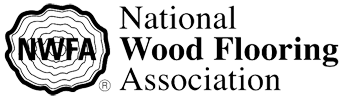 national wood flooring association logotyp