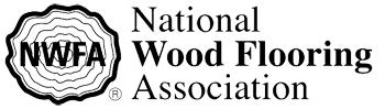 national wood flooring association logotyp